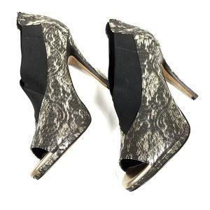 Donald J. Pliner Shoes - Donald J Pliner Sassi Stretch Bootie Platino